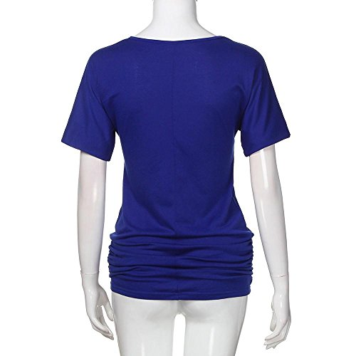 Manche Women's sans Femme Bleu Clothing Pull VNEIRW Z7wxqz4Sq