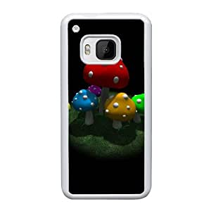 New Style Mushroom Image Phone Case For HTC One M9