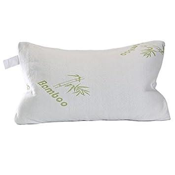 Memory Foam Pillow Five Star Hotel Comfort Bamboo Pillow Filled Delectable Hotel Comfort Bamboo Covered Memory Foam Pillow