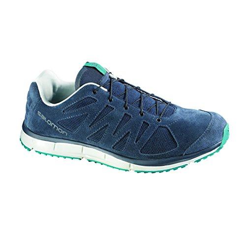 Salomon - Zapatillas deportivas para correr ligeras modelo Kalalau Ltr W para mujer Azul