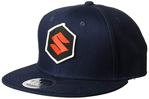 FX FACTORY EFFEX Kids Suzuki Mark Youth Snapback hat, Navy os