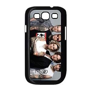 Jennifer Rostock Samsung Galaxy S3 9300 Cell Phone Case Black 05Go-441818
