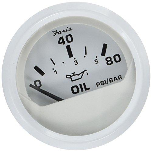 Faria 13102 Oil Pressure Gauge