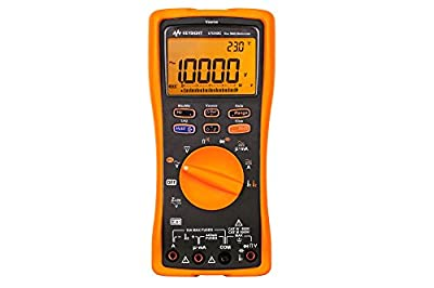 Keysight Technologies U1242C Handheld Digital Multimeter, 4 digit, with IP 67
