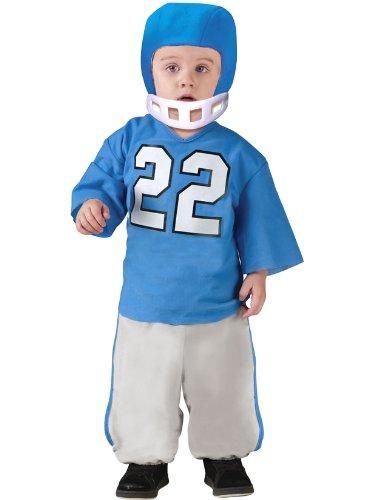 Football Player Costume Child 4-6 Sport Uniforms -