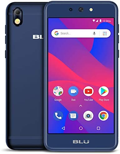 BLU Advance 5 2 HD Smartphone product image