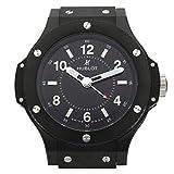 Hublot Black Magic Quartz (Battery) Black Dial Mens Watch DC.01.CH (Certified Pre-Owned)