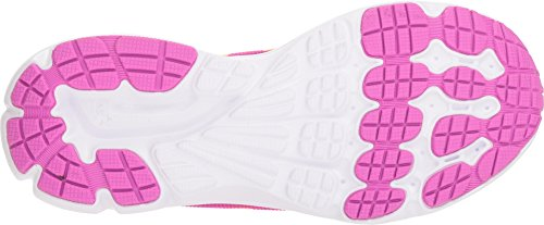 Under Armour Girls' Grade School Rave 2 Sneaker 502/Fluo Fuchsia, 3.5 by Under Armour (Image #2)