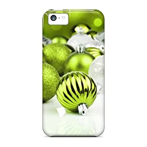 Slim Fit Protector Shock Absorbent Bumper Christmas Cases For Iphone 5c