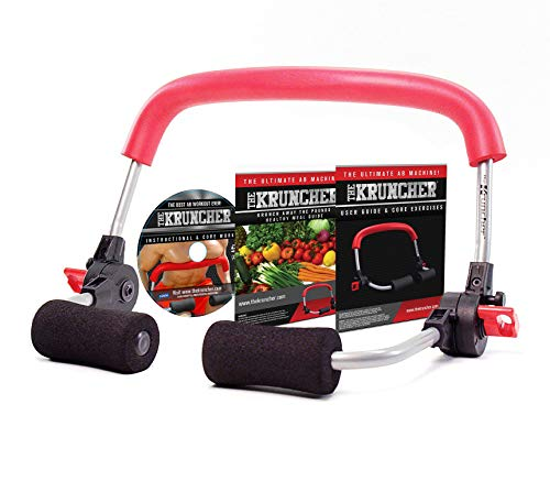 Kruncher Ultimate Ab Machine Burn Calories and Build Lean Muscle in just 5 min ()