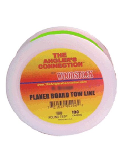 Woodstock 200-Pounds Planer Board Line, 100 Yards, Lime