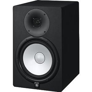 Yamaha HS8 Studio Monitor (Single Unit), Black