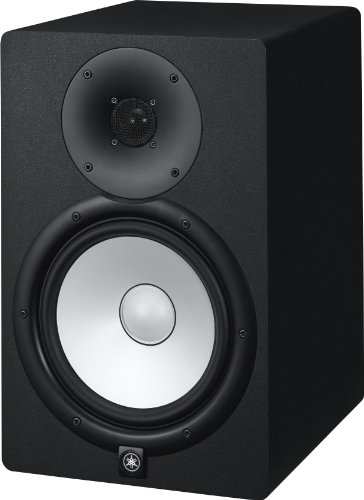 Center Studio Monitor Control - Yamaha HS8 Studio Monitor, Black