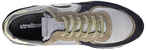 Strellson Herren Greenwichpark Claude Sneaker Lfu2 Low-Top Blau (Blue)