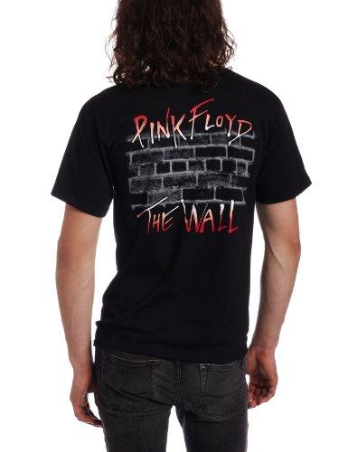 Old Glory Herren T-Shirt Schwarz Schwarz Medium