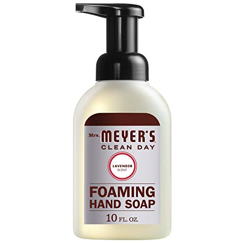 Mrs. Meyer's Foaming Hand Soap Lavender, 10 Oz