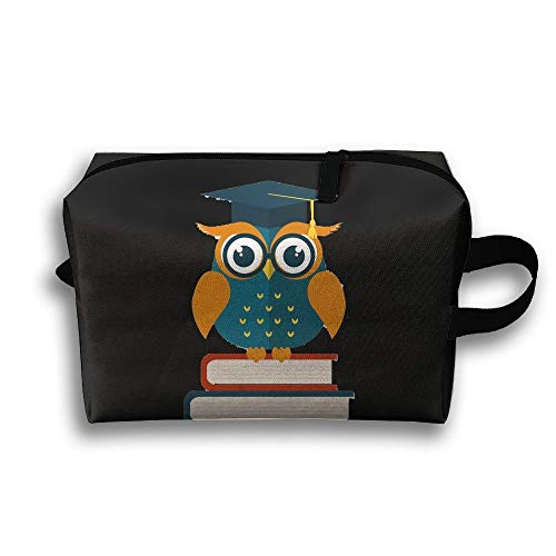 Ultifunction Portable Travel Makeup Cosmetic Bags Organizer For Women Girl Travel, Pin Wise Owl On A Stack Of Booksjpg On Pinterest