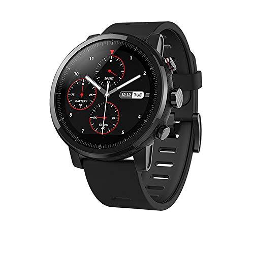 Smart Watch Men's GPS Sport Business Watch PPG Heart Rate Monitor 5ATM Waterproof