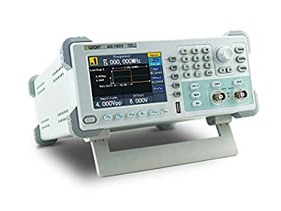OWON AG2052F 50MHz waveform Function generator 250MS/s 14 bits AM FM PM FSK PW
