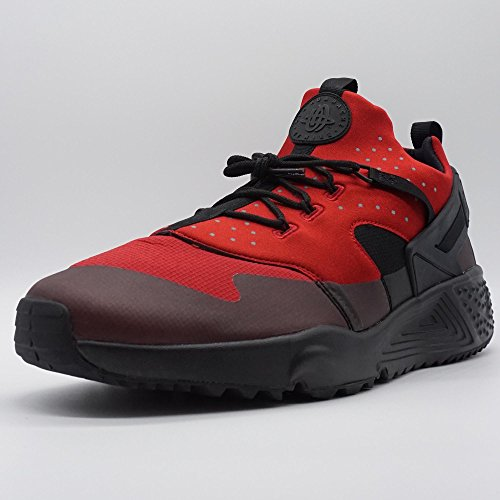 new products 32df5 8a753 ... greece schwarz homme running nike air de rot chaussures entrainement  gym utility schwarz huarache oxpwqxx0 48187
