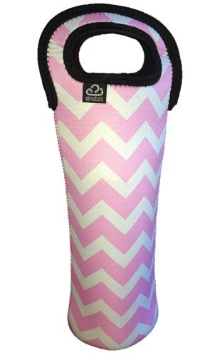 wine-tote-champagne-bottle-carrier-by-air-nebula-insulated-15-neoprene-bag-pink-chevron-design