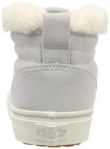 Collo Ward Donna Hi Sneaker Utm A Grigio Suede mte shearling Alto Vans Antarctica xZCqgXX
