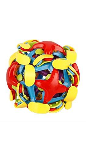Sunshine Magic Ball Toy, Expanding and Twisting Ball