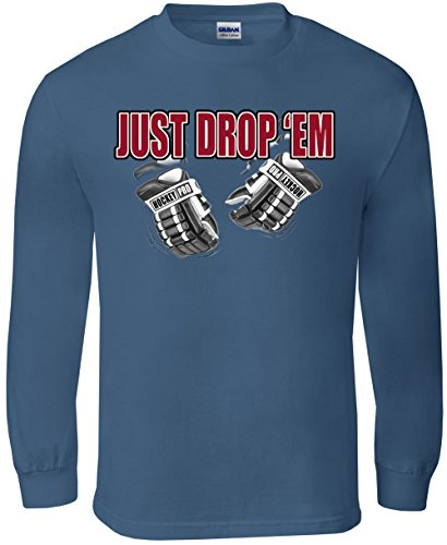 -Shirt: Just Drop 'Em-Youth Medium ()