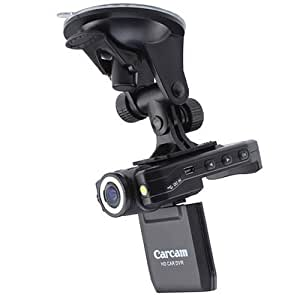 """Generic Car Dashboard Video Camera Vehicle Video Accident Recorder (2.0"""" 1080P)"""