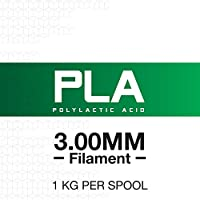 HATCHBOX 3.00 MM PLA 3D Printer Filament 1KG (2.2 lb) Spool - Primary Colors by HB3NS