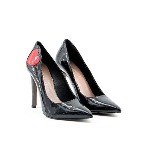Made In Italia Mujer Diletta Pumps Zapatos de Tacón Cuero