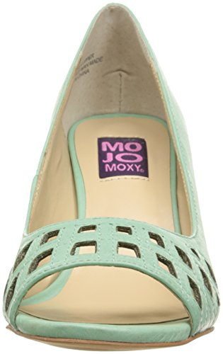 Mojo Moxy Womens Charli Dress Mint Menta