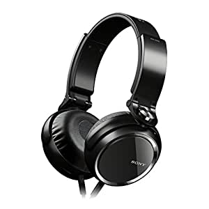 Sony MDRXB600B.AE - Auriculares de diadema abiertos, negro