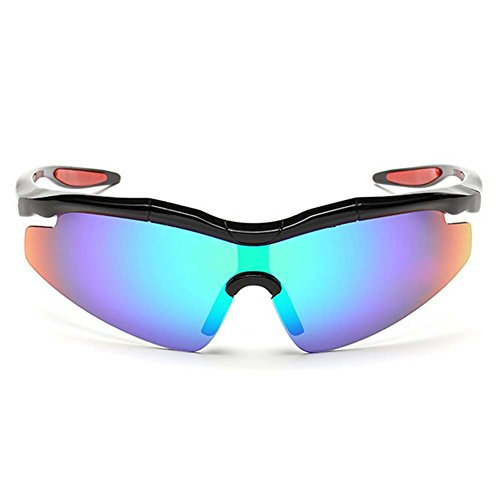 My.Monkey Fashion Cool Cycling & Fishing & Traveling & Sport Outdoor Multifunctional - Shape Sunglasses Suit My Face Which