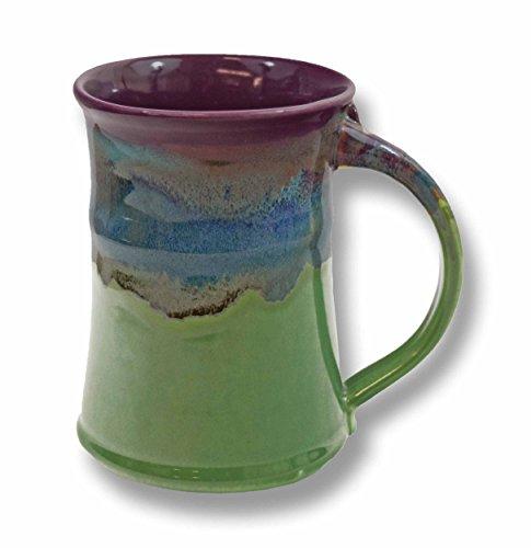 Clay in Motion Handmade Ceramic Large Mug 20oz – Mossy Creek