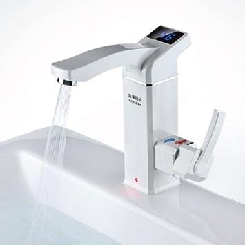Neilyn 3500 W Calentador de Agua Instantáneo Eléctrico Grifo de Agua Caliente Eléctrico Instantáneo Calentador de