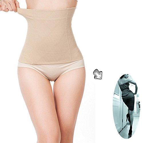 Jason&Helen Waist Trainer Shapewear For Weight Loss Tummy Control Body Shaper Breathable Waist Cincher
