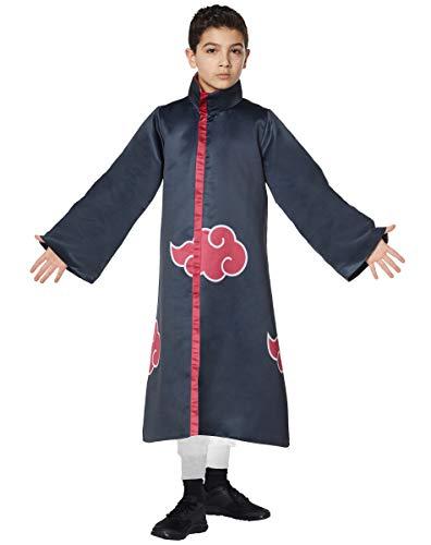 Spirit Halloween Kids Akatsuki Naruto Robe | Officially Licensed