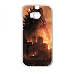 LINGH godzilla may 16 Hot sale Phone Case for HTC One M8