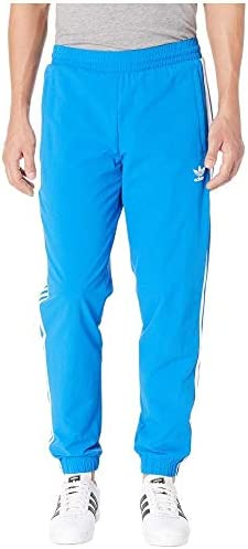Originals (アディダス) メンズ ボトムス・パンツ スウェット・ジャージ Warm-Up Track Pants Bluebird サイズXL-30 [並行輸入品]