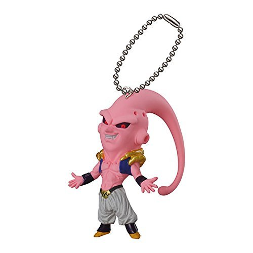 Dragon Ball Kai~UDM The Burst 07~Mascot Figure Swing Keychain~Evil Majin Buu