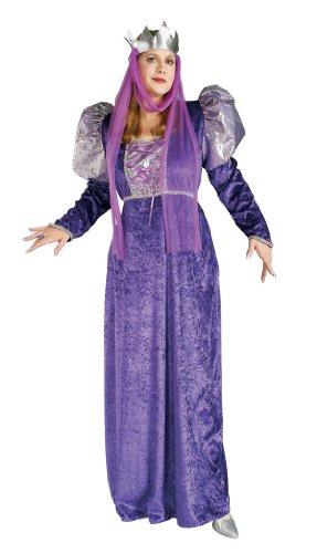 Elizabethan Queen Adult Plus Costumes (Plus Size Renaissance Queen Costume - Womens Full)
