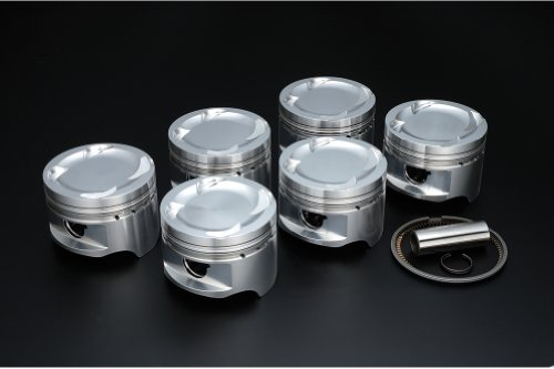 Tomei FORGED PISTON KIT 2JZ 87.0mm - PISTON