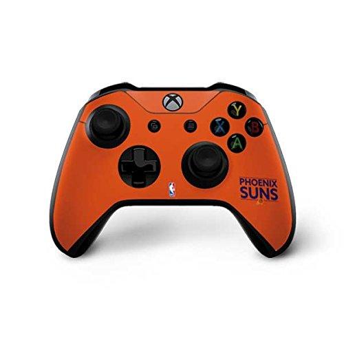 Phoenix Suns Xbox One X Controller Skin - Phoenix Suns Standard - Orange | NBA X Skinit Skin by Skinit