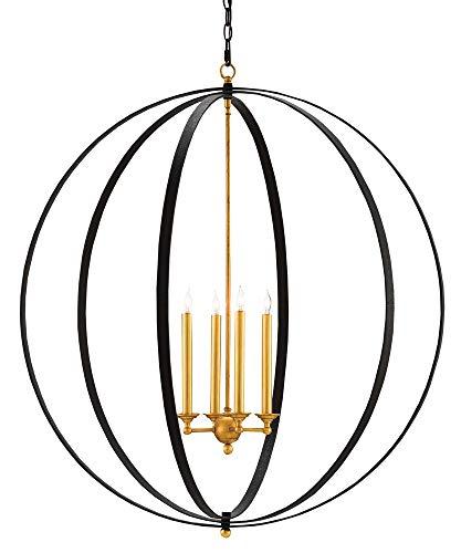 Currey & Company Lighting Ogden Orb Chandelier