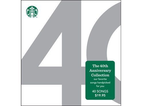Price comparison product image Starbucks 40 - A 40th Anniversary Collection