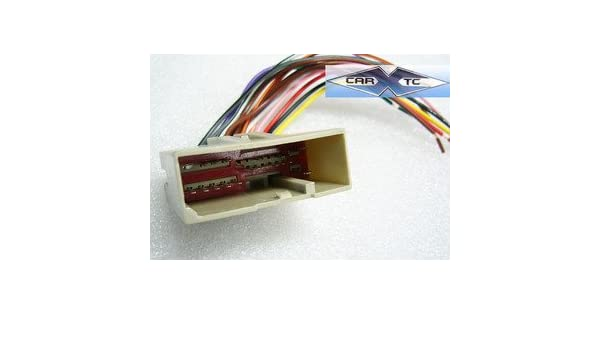 Amazon.com: Carxtc Stereo Wire Harness fits Ford Fusion 06 2006 (car Radio  Wiring): Car ElectronicsAmazon.com