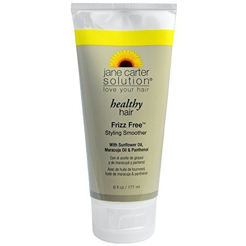Jane Carter Solution Frizz Free - Styling Smoother Cream by Jane Cosmetics (Jane Carter Creamy Leave In Styling Smoother)