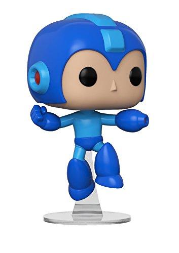Funko Pop Games: Megaman - Jumping Megaman Collectible