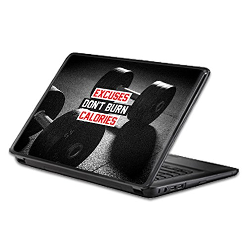 "Universal 13"" Laptop Skin - Burn Calories 